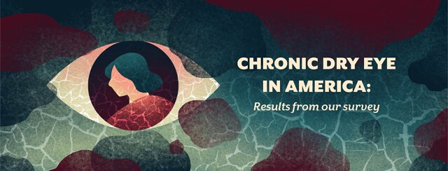 2021 In America Survey Findings: Living With Chronic Dry Eye image